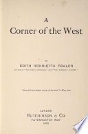 A Corner of the West