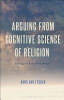 Pdf Arguing from Cognitive Science of Religion Telecharger
