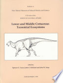Lower and Middle Cretaceous Terrestrial Ecosystems  : Bulletin 14