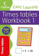 Times Tables Age 7-11 Workbook 1