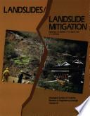 Landslides Landslide Mitigation