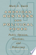American Business and Political Power