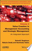 Value Creation In Management Accounting And Strategic Management