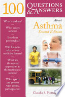 100 Questions Answers About Asthma