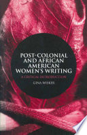 Post Colonial and African American Women s Writing
