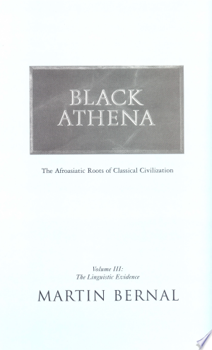 Free Download Black Athena: The linguistic evidence PDF - Writers Club