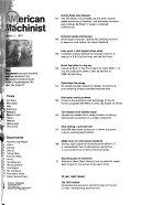 American Machinist Metalworking Manufacturing