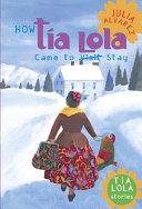 How Tia Lola Came to (Visit) Stay Pdf/ePub eBook