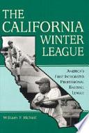 The California Winter League Book