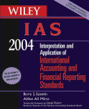 WILEY IAS 2004 Book