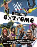 WWE Beyond Extreme Book
