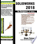 Solidworks 2018 For Designers 16th Edition
