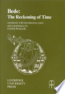 Bede The Reckoning Of Time