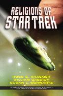 The Religions Of Star Trek Pdf/ePub eBook