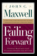 link to Failing forward : turning mistakes into stepping-stones for success in the TCC library catalog