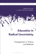 Education in Radical Uncertainty
