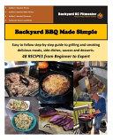 Backyard BBQ Made Simple Book