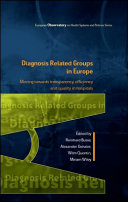 Diagnosis-related Groups in Europe