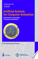 Artificial Animals for Computer Animation Book