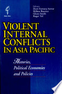 Violent Internal Conflicts In Asia Pacific