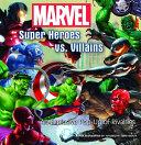 Marvel Super Heroes Vs  Villains