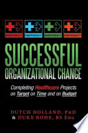 Successful Organizational Change Book PDF