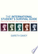 The International Student s Survival Guide