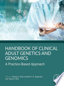 Handbook of Clinical Adult Genetics and Genomics