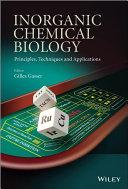 Inorganic Chemical Biology