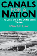 Canals For A Nation