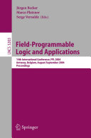 Pdf Field Programmable Logic and Application Telecharger