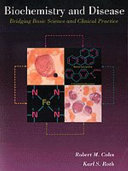 Biochemistry and Disease Book