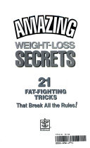 Amazing Weight loss Secrets