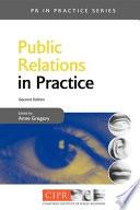 Public Relations in Practice Book