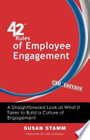 42 Rules of Employee Engagement  2nd Edition  Book
