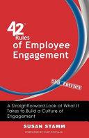 42 Rules of Employee Engagement (2nd Edition) Pdf/ePub eBook