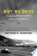 Why We Drive Book