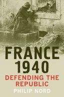 France 1940 Pdf