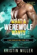 Pdf What a Werewolf Wants Telecharger