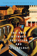 Pdf The Race between Education and Technology