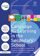 Language For Learning In The Secondary School