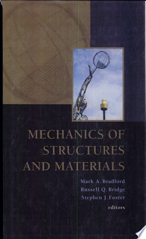Download Mechanics of Structures and Materials Free Books - manybooks-pdf
