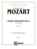 Piano Concerto No  9 in E flat Major  K  271