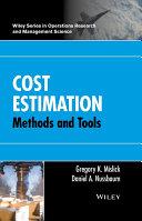 Cost Estimation [Pdf/ePub] eBook