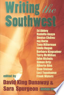 Writing the Southwest Book