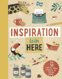 Inspiration is In Here Book