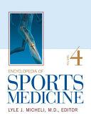 Pdf Encyclopedia of Sports Medicine Telecharger