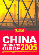 China Economic Review's China Business Guide 2005