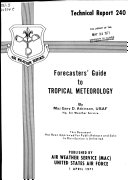 Technical Report   Air Weather Service