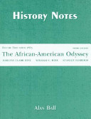 The African American Odyssey Since 1865 Book